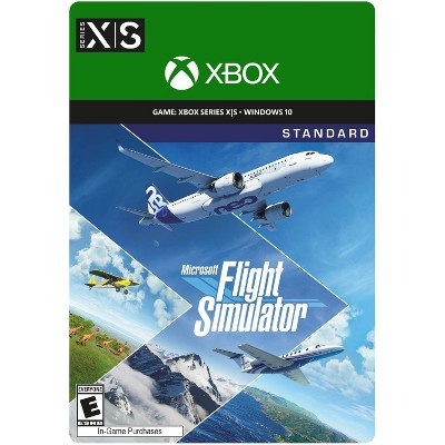 Microsoft Flight Simulator - Xbox Series X S/ Windows 10 (Digital)