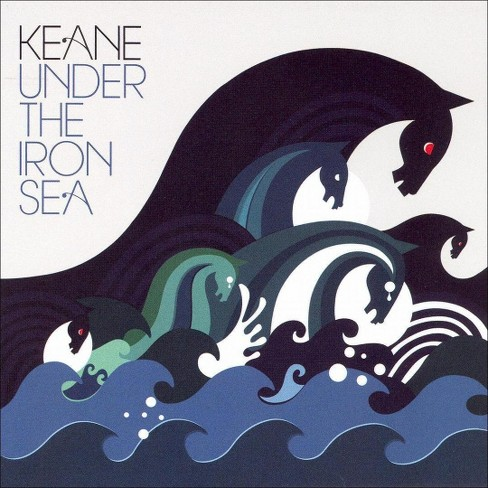 Keane - Under the Iron Sea (CD) - image 1 of 1
