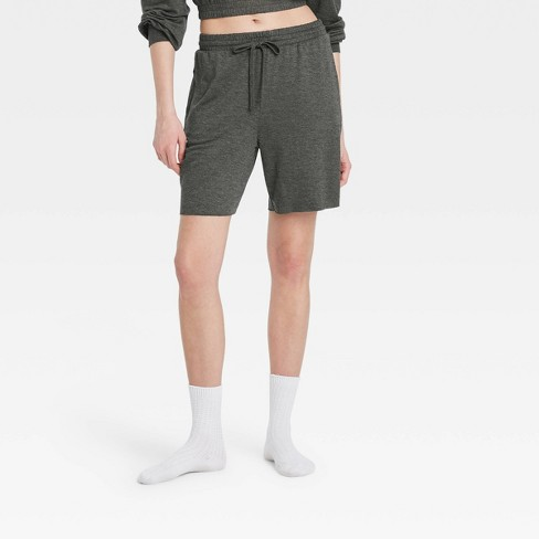 Women's Bermuda Lounge Shorts - Colsie™ - image 1 of 3