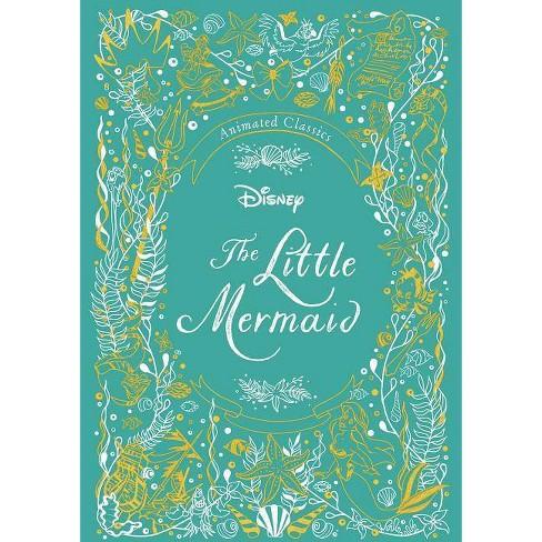 Disney Animated Classics: The Little Mermaid - (Hardcover) - image 1 of 1