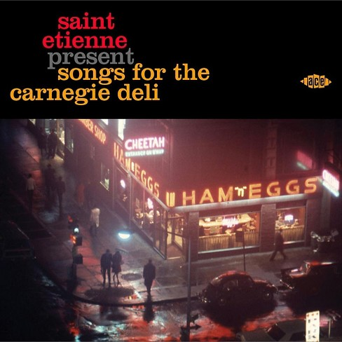 Various - Saint etienne present:Songs for the c (CD) - image 1 of 1