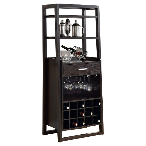 Home Bar Ladder Style Cappuccino - EveryRoom - image 1 of 4