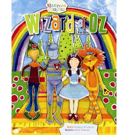 Wizard of Oz (School And Library) (Maggie Blossom) - image 1 of 1
