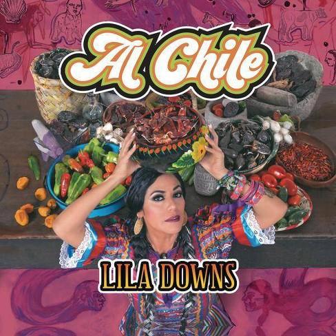 Lila Downs - Al Chile (CD) - image 1 of 1