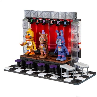 Mcfarlane Toys Five Nights At Freddy's Concert Stage 223 Piece Building Kit
