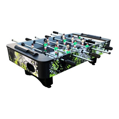 "Hathaway Crossfire 38"" Foosball Table with Mini Basketball Game"