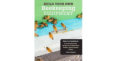 Build Your Own Beekeeping Equipment (Paperback) - image 1 of 1