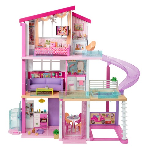 Barbie Dreamhouse Playset - image 1 of 36