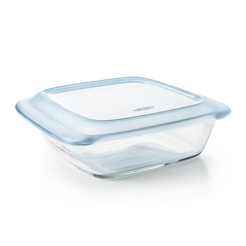 OXO 2qt Glass Baking Dish with Lid - image 1 of 4
