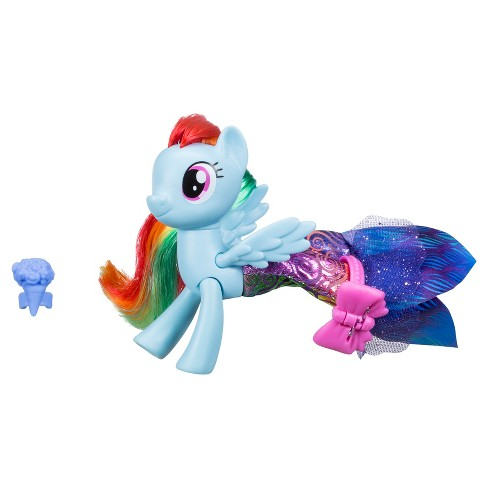 My Little Pony the Movie Rainbow Dash Land & Sea Fashion Styles - image 1 of 2