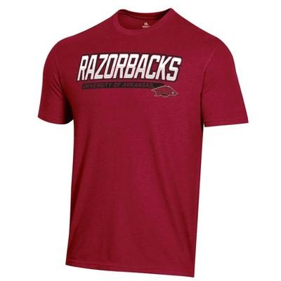 NCAA Arkansas Razorbacks Men's Short Sleeve T-Shirt