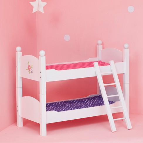 Olivia S Little World Little Princess 18 Doll Furniture Double Bunk Bed
