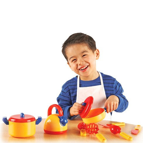 1cf9a79dc7ca3 Learning Resources Pretend   Play Cooking Set   Target
