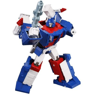 MP-22 Ultra Magnus Perfect Edition with Trailer | Transformers Masterpiece Action figures