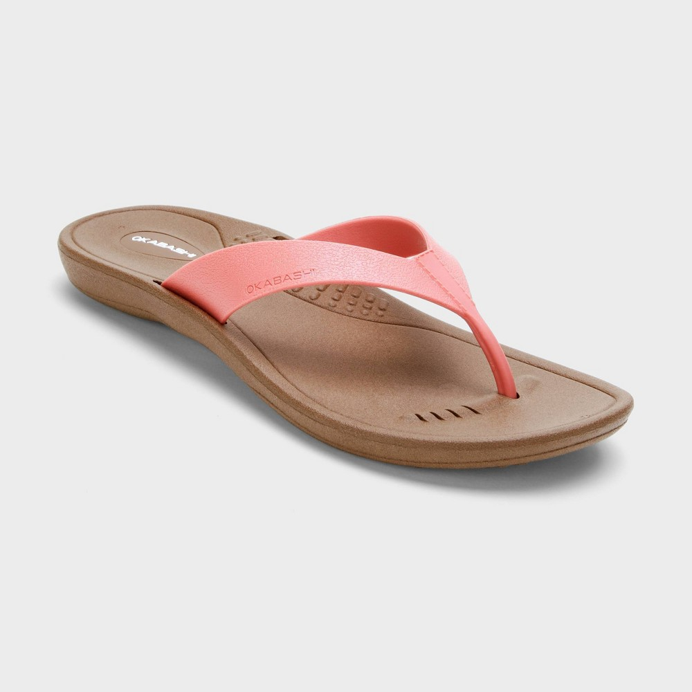 Women 39 s Breeze Sustainable Flip Flop Sandals Okabashi
