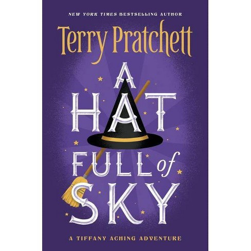 A Hat Full of Sky - (Tiffany Aching) by  Terry Pratchett (Paperback) - image 1 of 1
