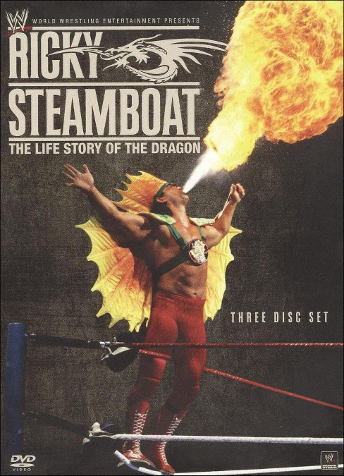 Ricky Steamboat:Life Story Of The Dra (DVD) - image 1 of 1