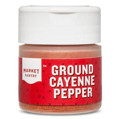 Cayenne Pepper - .8oz - Market Pantry™