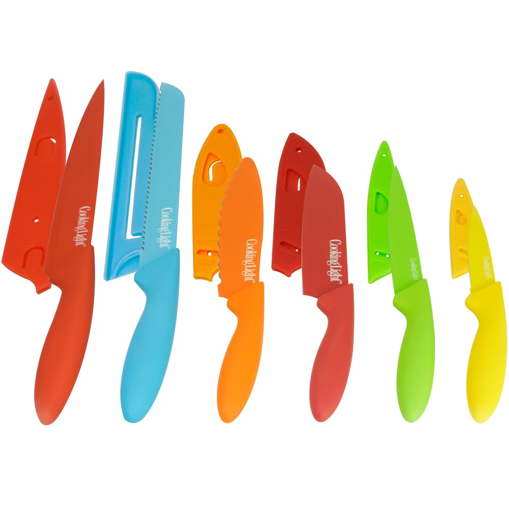 Image of Cooking Light 12pc Knife Set