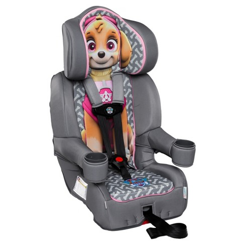 KidsEmbrace Nickelodeon Paw Patrol Skye Combination Harness Booster Car Seat Target