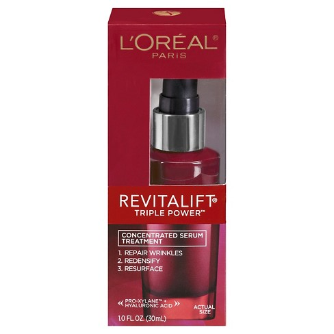 L'Oreal® Paris Revitalift® Triple Power™ Concentrated Serum 1 fl oz - image 1 of 4