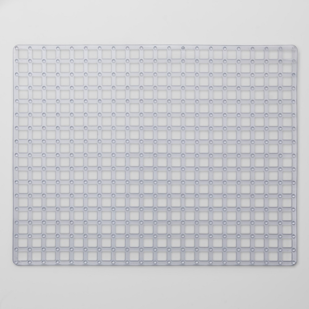 Sink Mat 15.6x12.1 - Made By Design, Clear