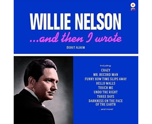 Willie Nelson - And Then I Wrote (Vinyl) - image 1 of 1
