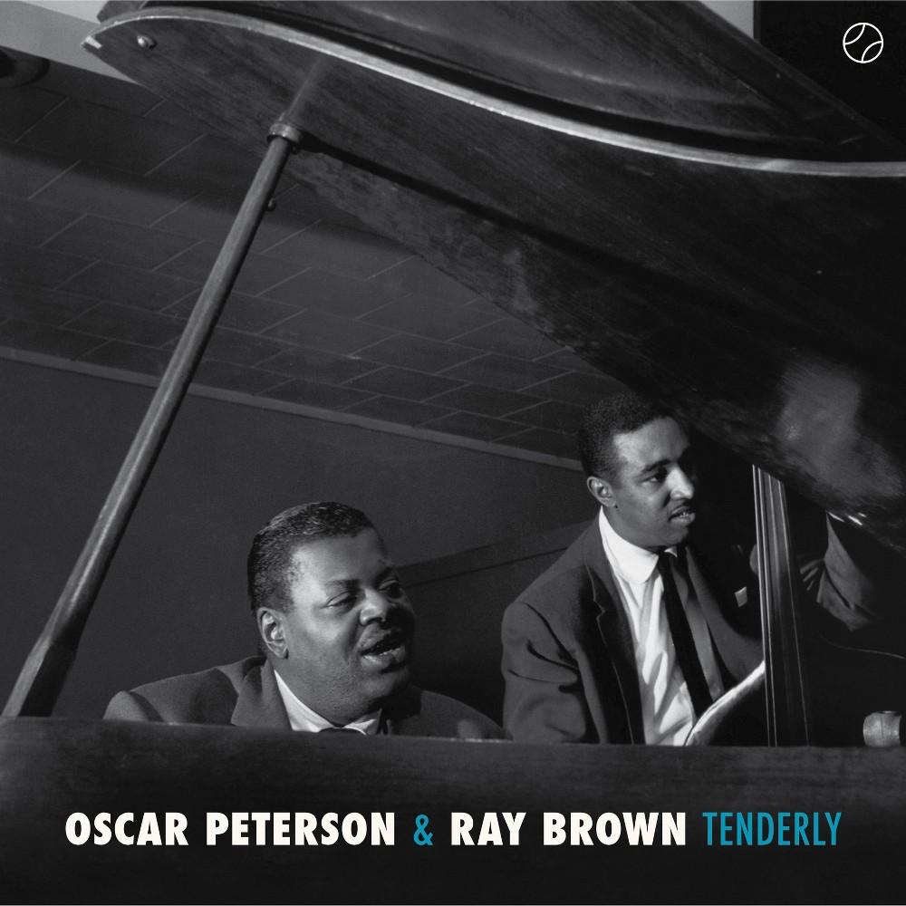 Peterson oscar & ray b - Tenderly bonus track lp (Vinyl) was $16.99 now $9.89 (42.0% off)