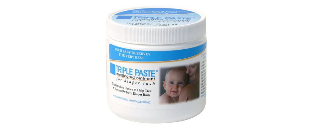 Triple Paste Diaper Rash Ointment - 10.0oz