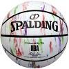 "Spalding Marble 29.5"" Basketball - White - image 3 of 4"