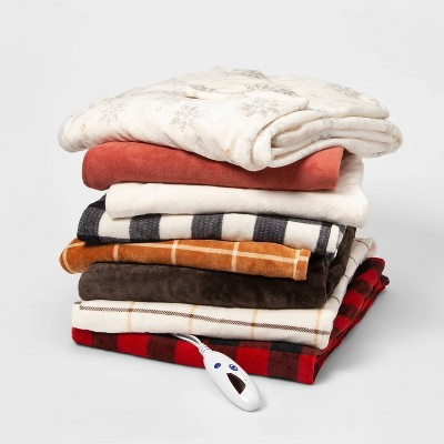 Threshold™ Heated Throw & Blanket Collection