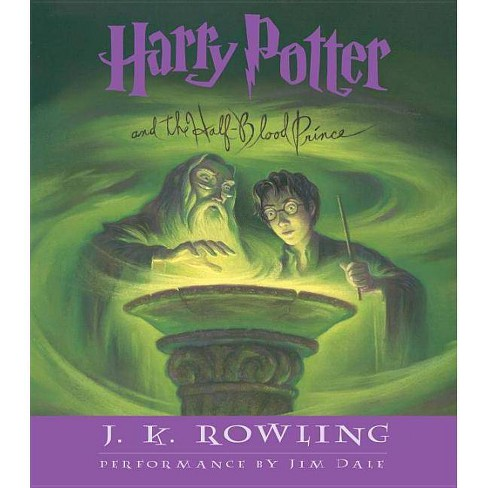 Harry Potter and the Half-Blood Prince - by  J K Rowling (AudioCD) - image 1 of 1