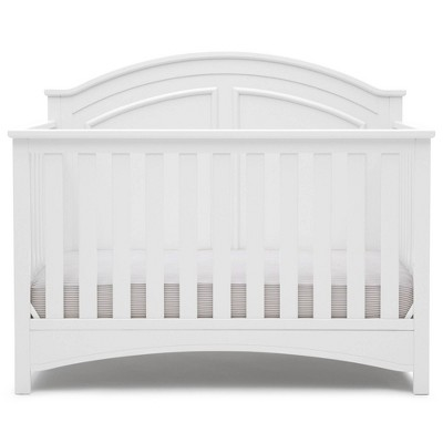 Delta Children Perry 6-in-1 Convertible Crib, Greenguard Gold Certified