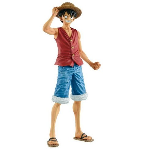 Banpresto One Piece Masterlise 20th Anniversary Monkey D Luffy 10 Figure Statue