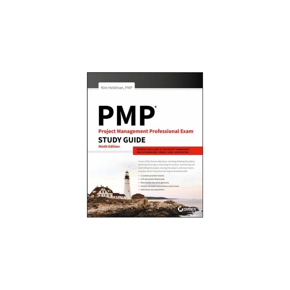 Pmp Project Management Professional Exam Study Guide : Project Management Professional Exam