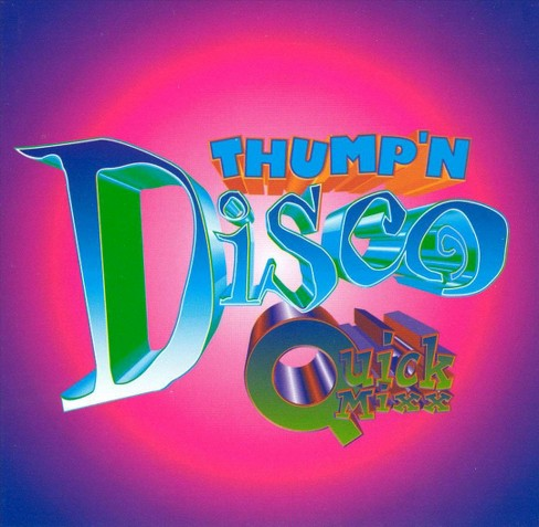 Various - Thump n disco quick mixx (CD) - image 1 of 2