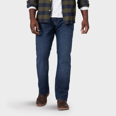 Wrangler Men's Straight Jeans