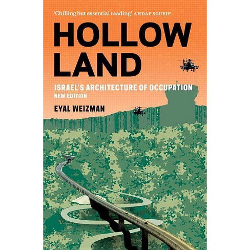 Hollow Land - by  Eyal Weizman (Paperback) - image 1 of 1