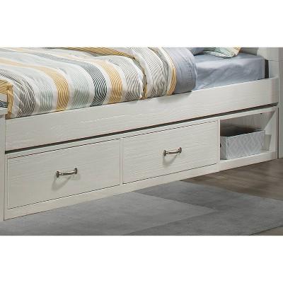 Highlands Storage Unit White - Hillsdale Furniture