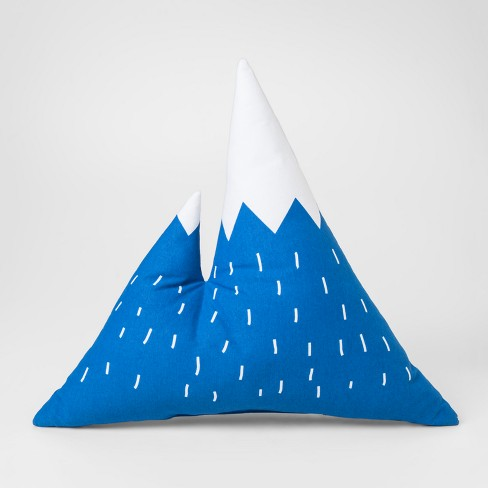 Mountain Throw Pillow - Pillowfort™ - image 1 of 3