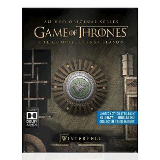 Game of Thrones: Season 1 Steelbook Blu-ray