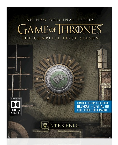 Game of Thrones: Season 1 Steelbook Blu-ray - image 1 of 1