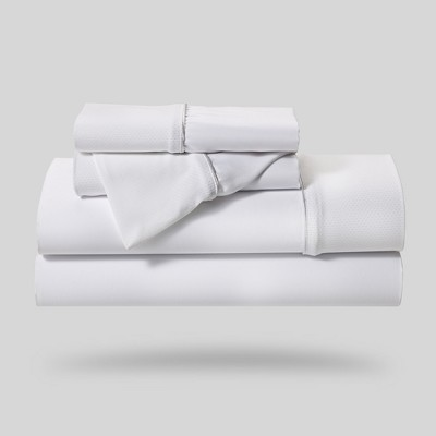 Hyper-Cotton Performance Sheet Set (Queen)White - Bedgear