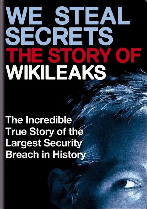 We steal secrets:Story of wikileaks (DVD) - image 1 of 1