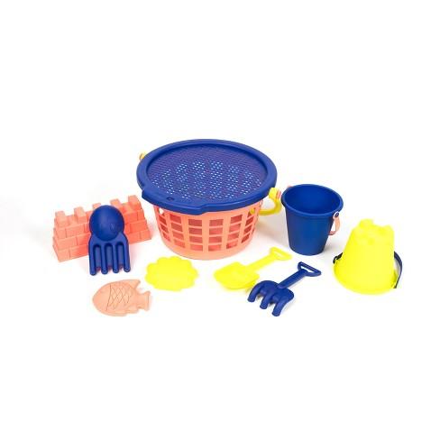 Antsy Pants 10pc Sand Toy Set - image 1 of 4