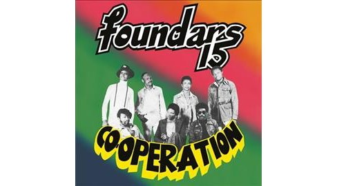 Foundars 15 - Co Operation (Vinyl) - image 1 of 1