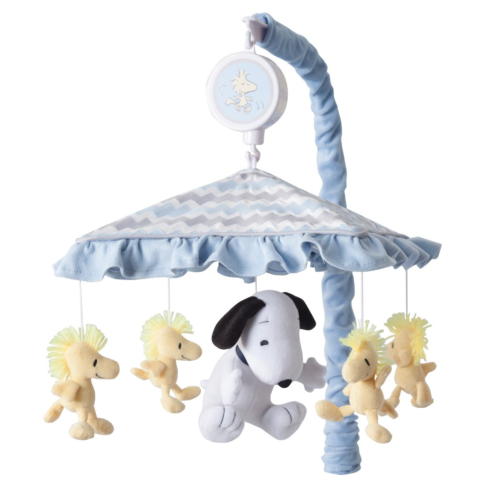 Peanuts Musical Mobile - My Little Snoopy