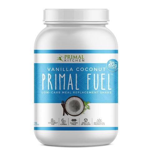 Primal Kitchen Primal Fuel Protein Powder - Vanilla Coconut - 32oz - image 1 of 4