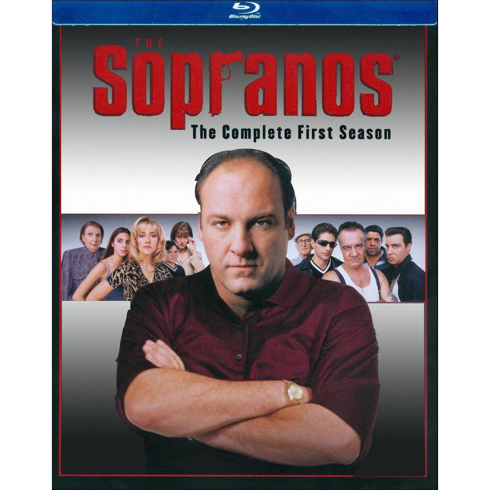 The Sopranos: The Complete First Season (5 Discs) (Blu-ray)