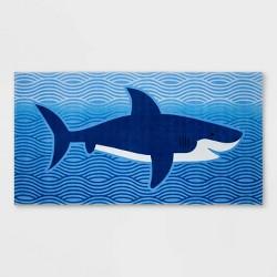 Big Shark Prints Blue - Sun Squad™